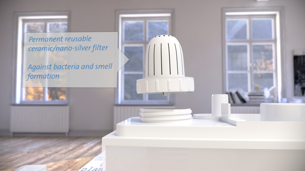 Humidifier with Aromatherapy!