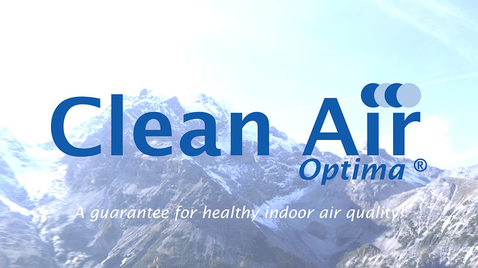 Clean Air Optima, Ionizer with negative ions outlet>6.000.000/cm³